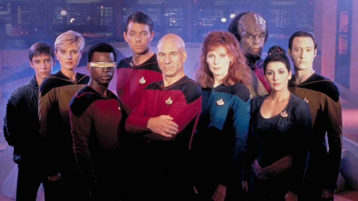 TNG Season One Cast