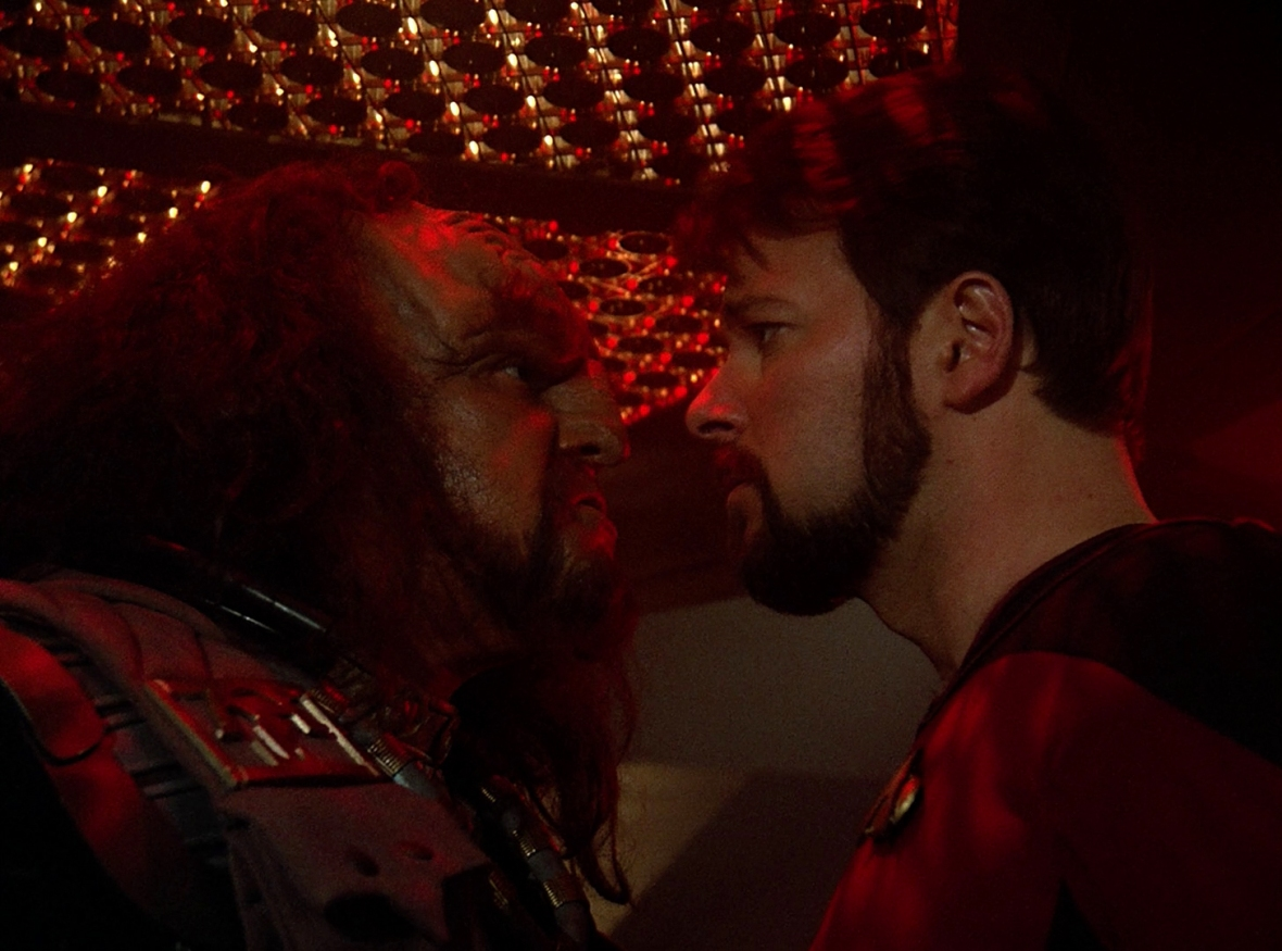 New spinoff in the works - Star Trek: Beard Wars